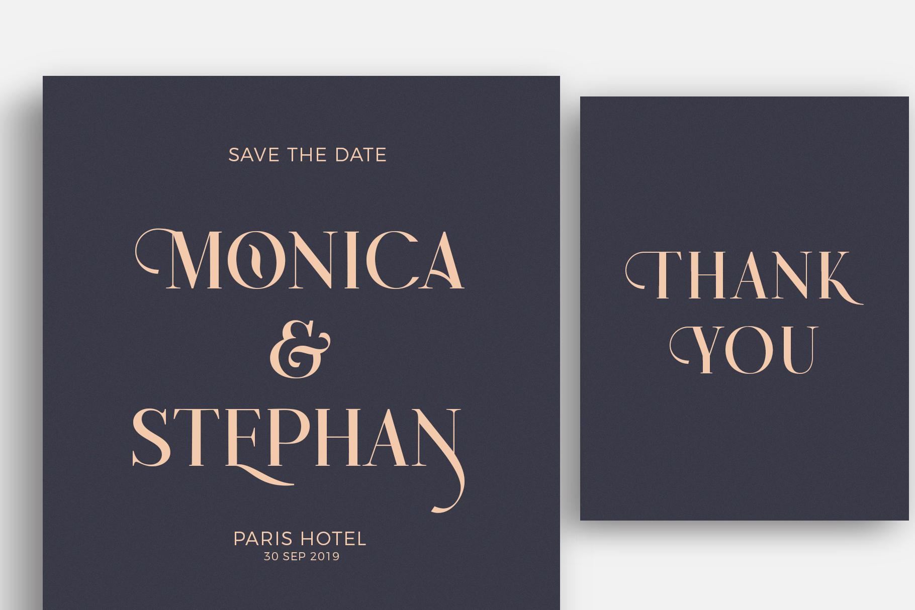 Konseric   Luxury Serif Font example image 14