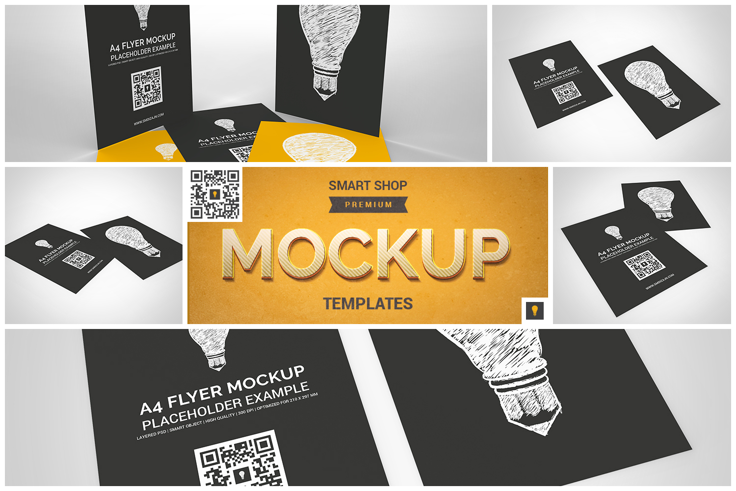 Flyer Mockup example image 1