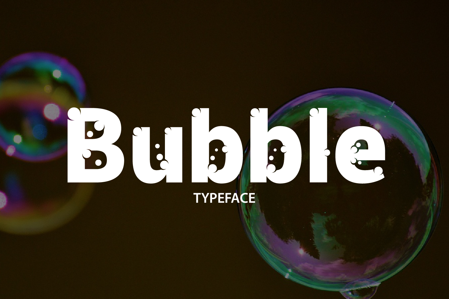 Bubble example image 2