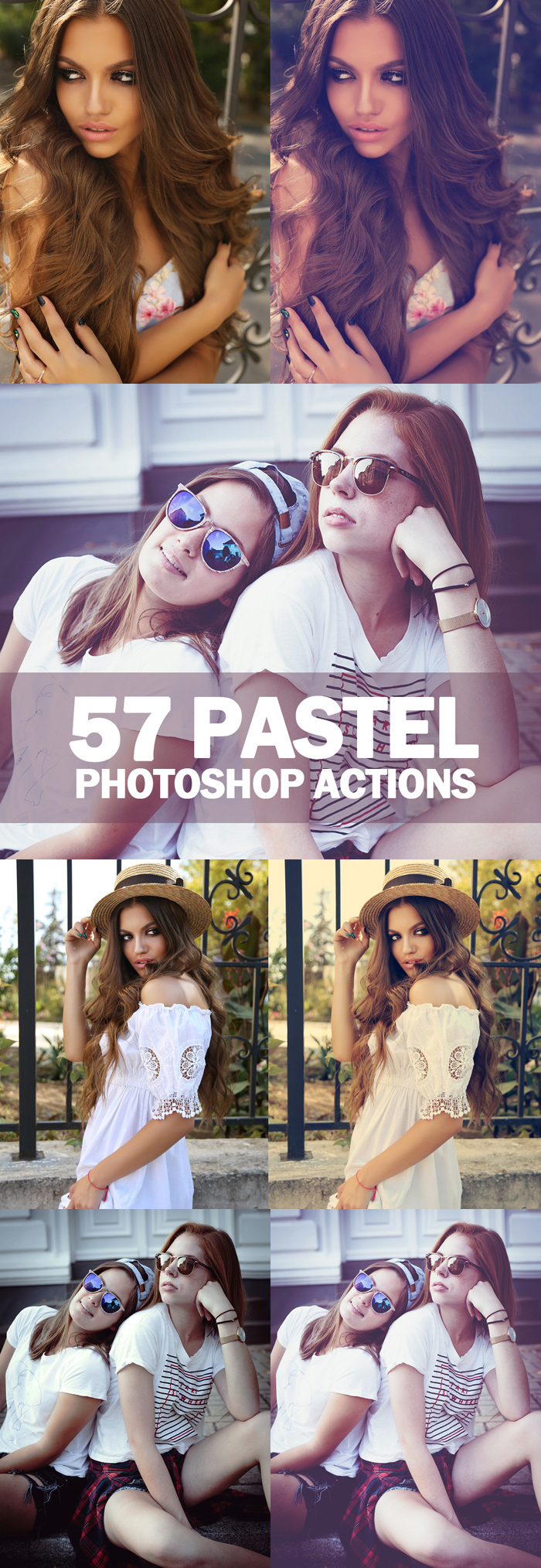 1850 Photoshop Actions example image 15
