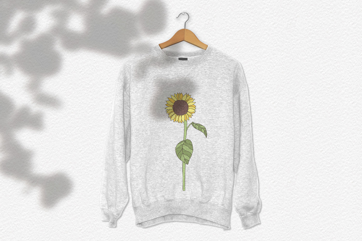 20 Sunflower Clipart Elements example image 5