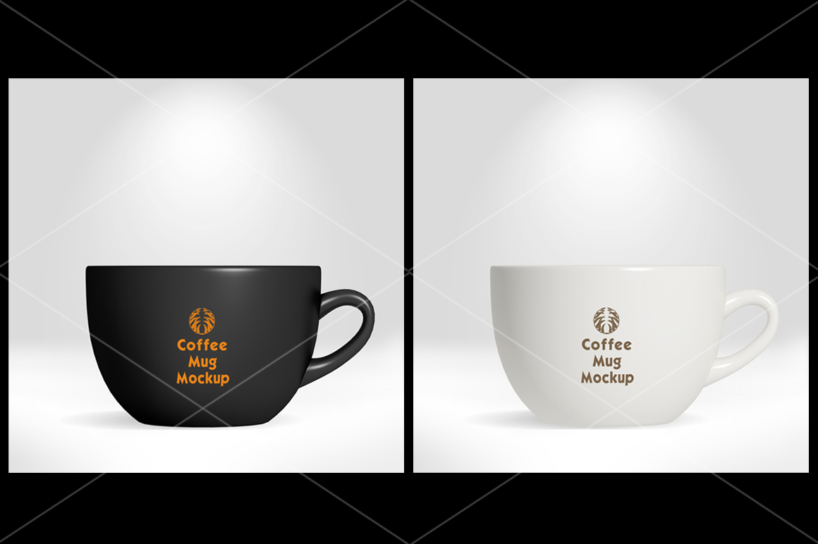 Coffee Mug/Cup Mockup vol.1 example image 2