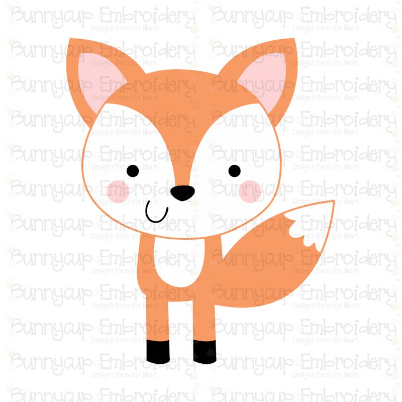 Boxy Forest Animals - SVG, Cut Files, Clipart, Printables example image 6
