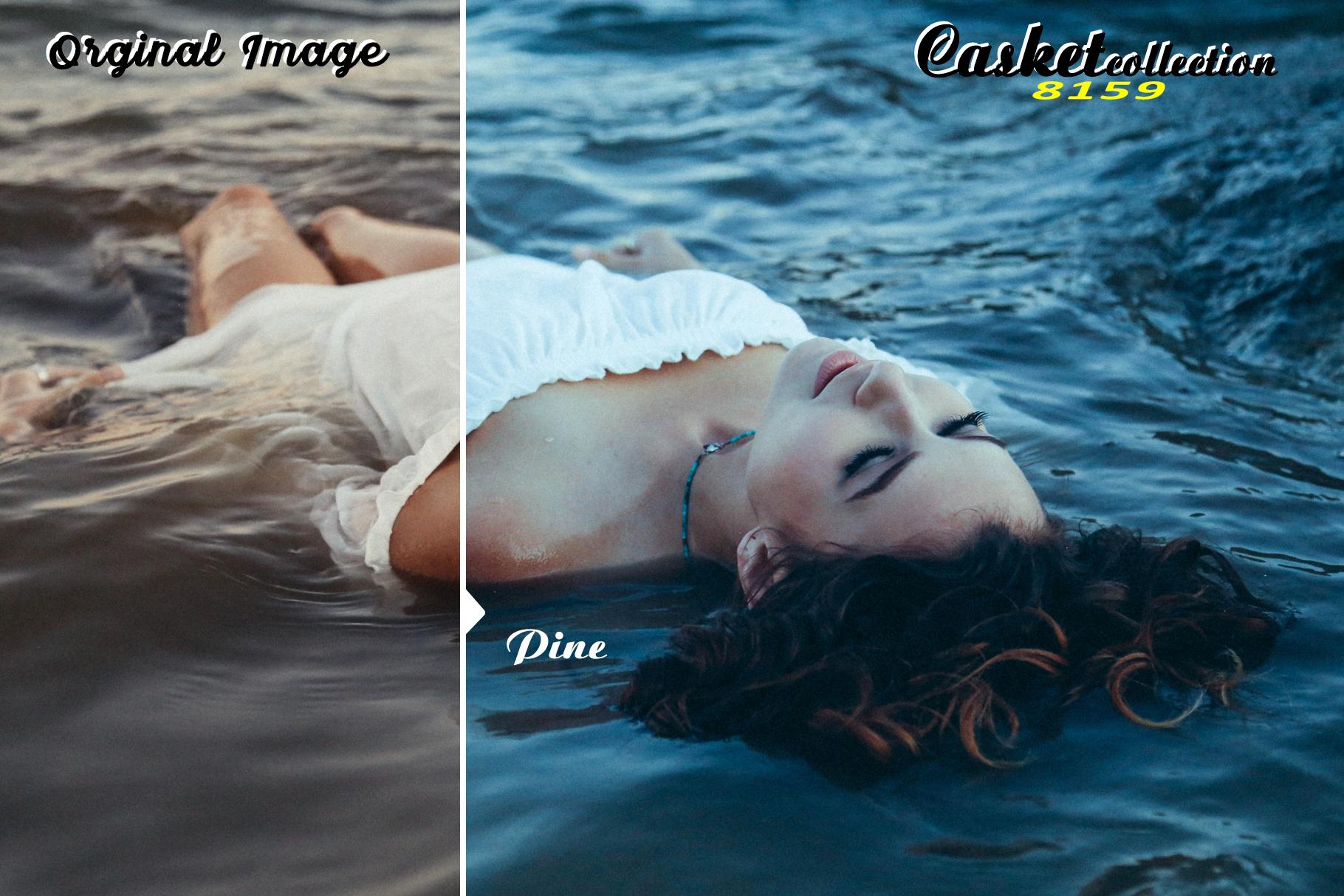 Casket Collection Lightroom Presets example image 6