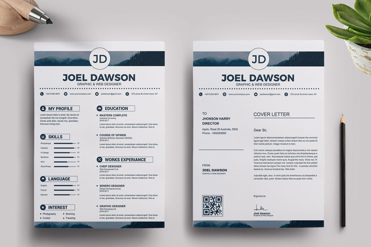 Resume Templates example image 3