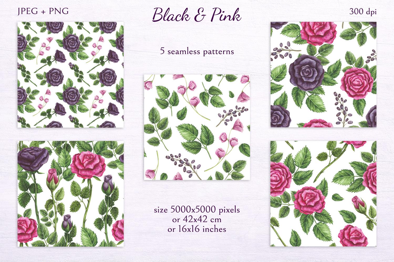 Black & Pink example image 10
