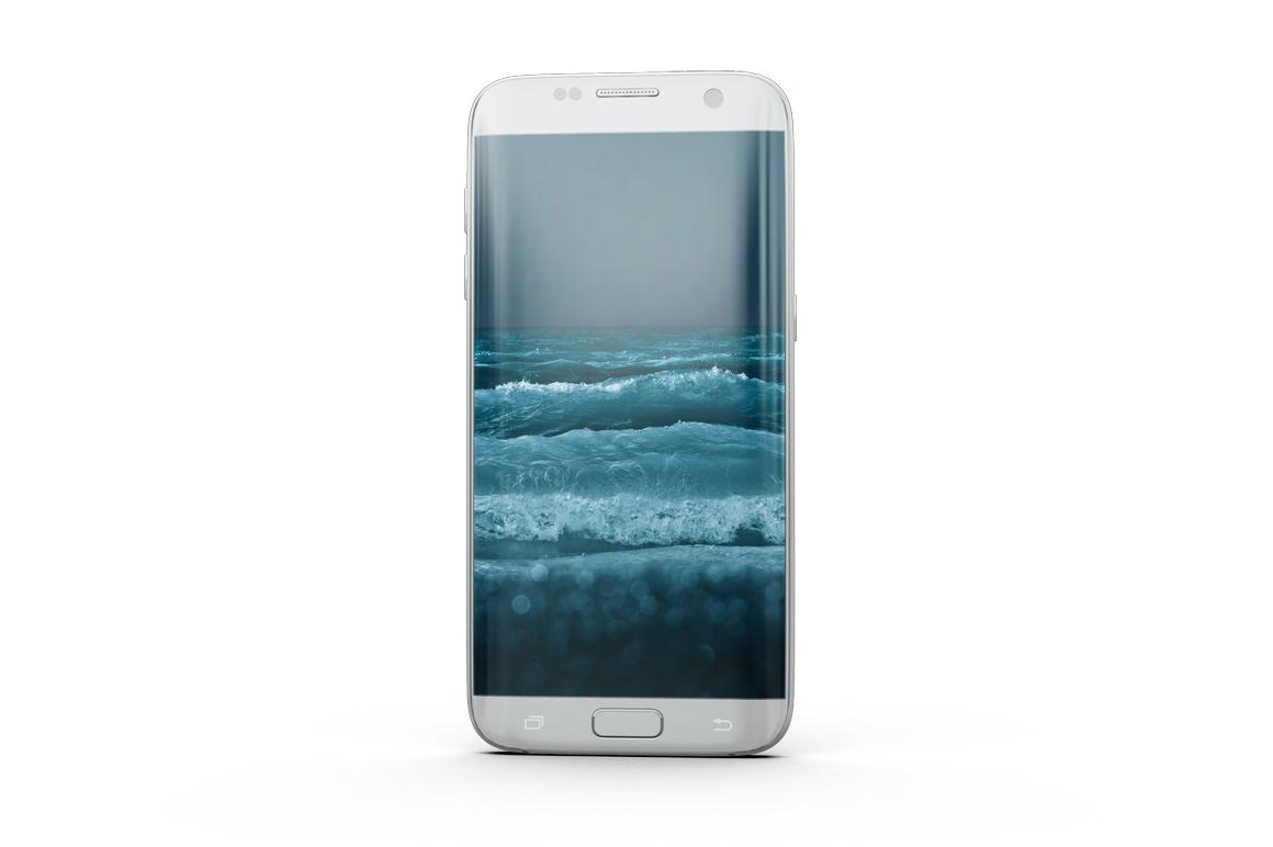 Samsung Galaxy S7 Edge Mockup example image 7