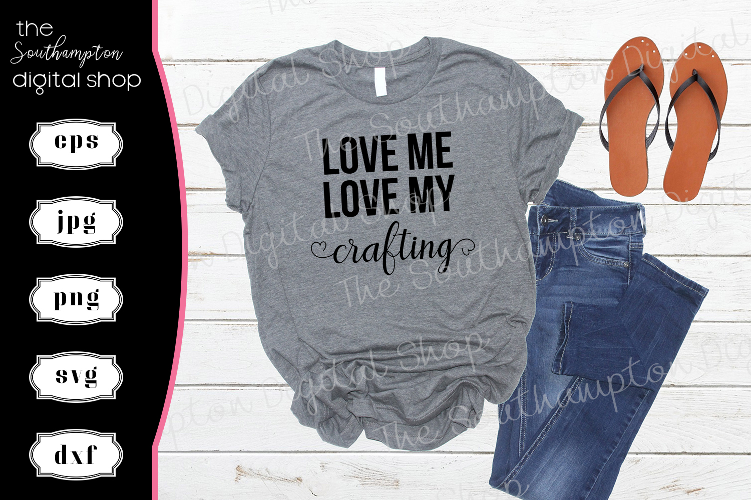 Love Me Love My Crafting example image 1