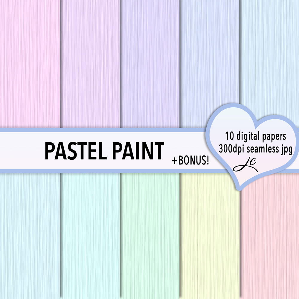 Pastel Paint example image 1