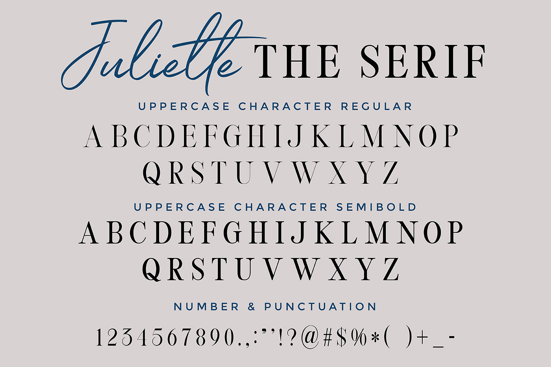 Juliette Font Duo example image 14