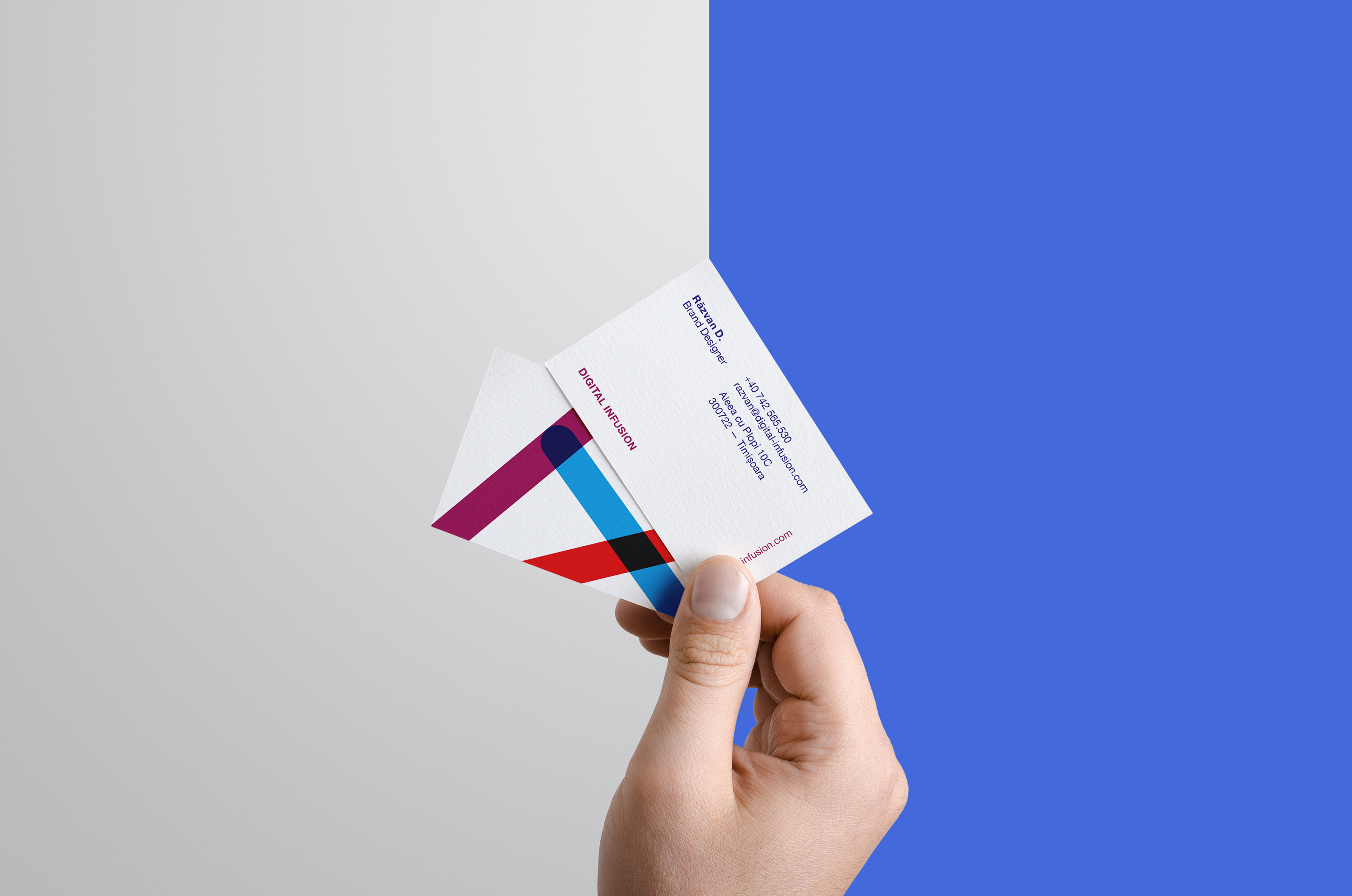 Clean & Modern Business Cards example image 5