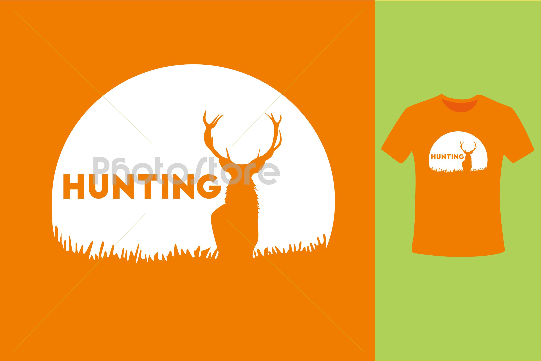 Hunting logo example image 3