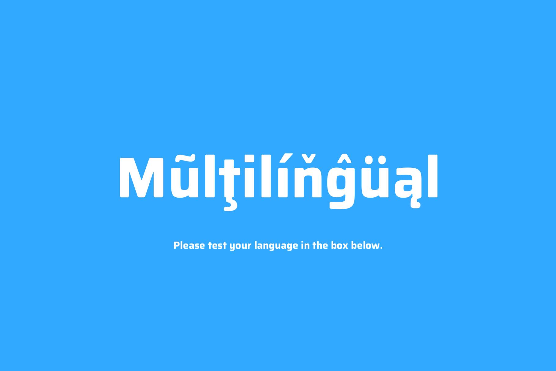 Montara - Sans serif duo Clean+Textured version example image 3
