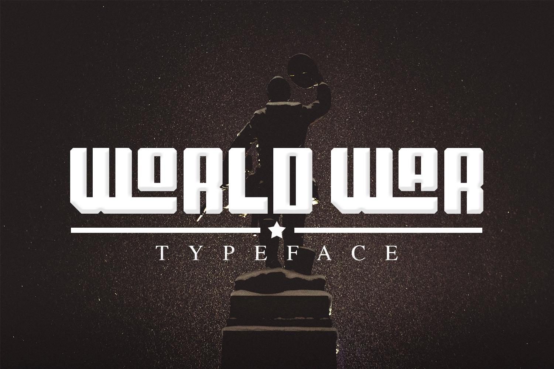 World War example image 1