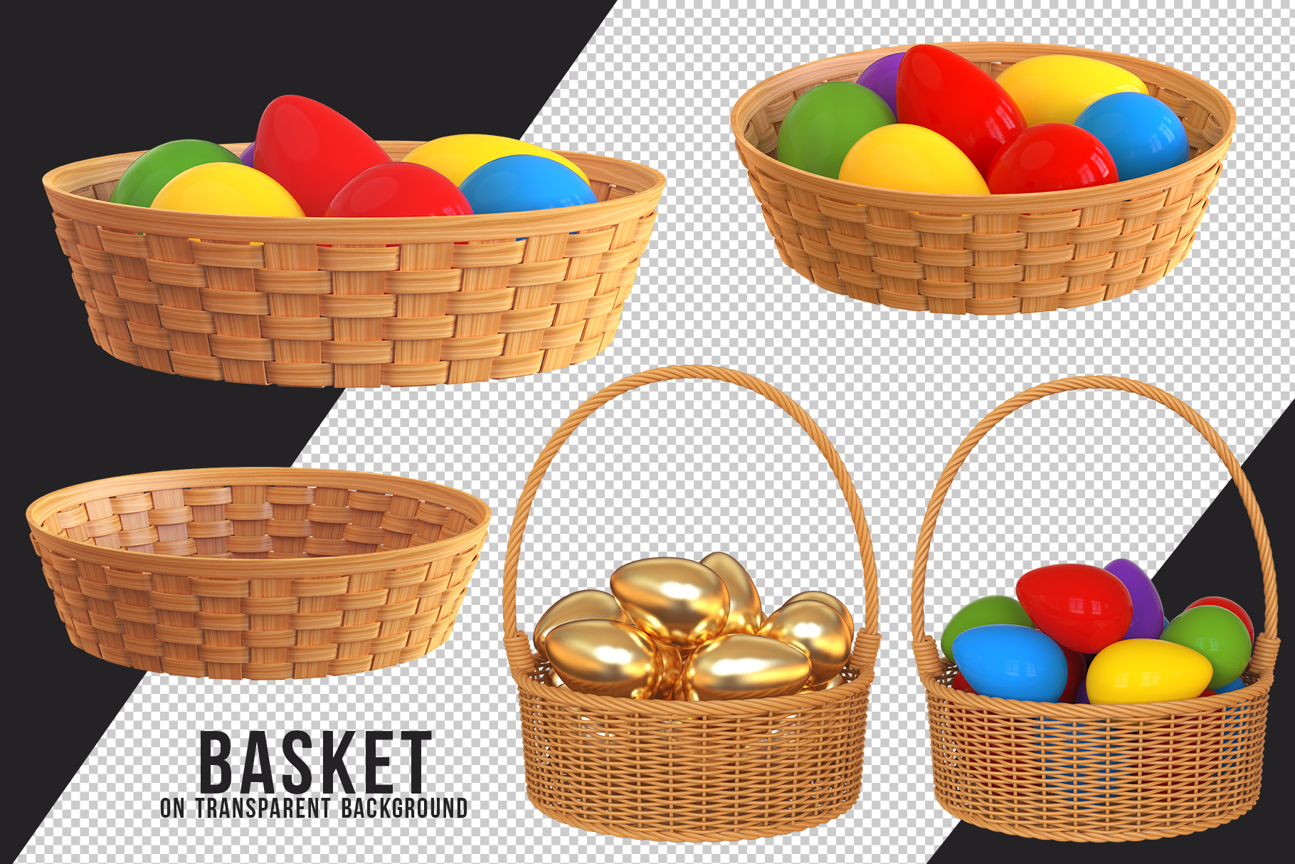 Easter Egg Mockups and Images example image 13