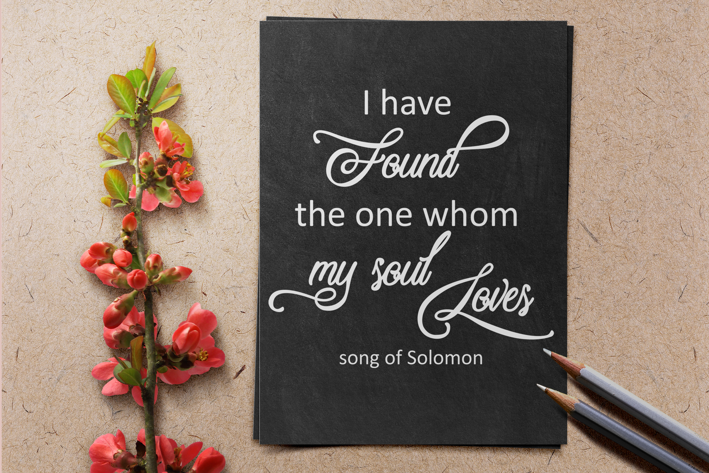 Wedding svg I have found the one whom my soul loves svg example image 3