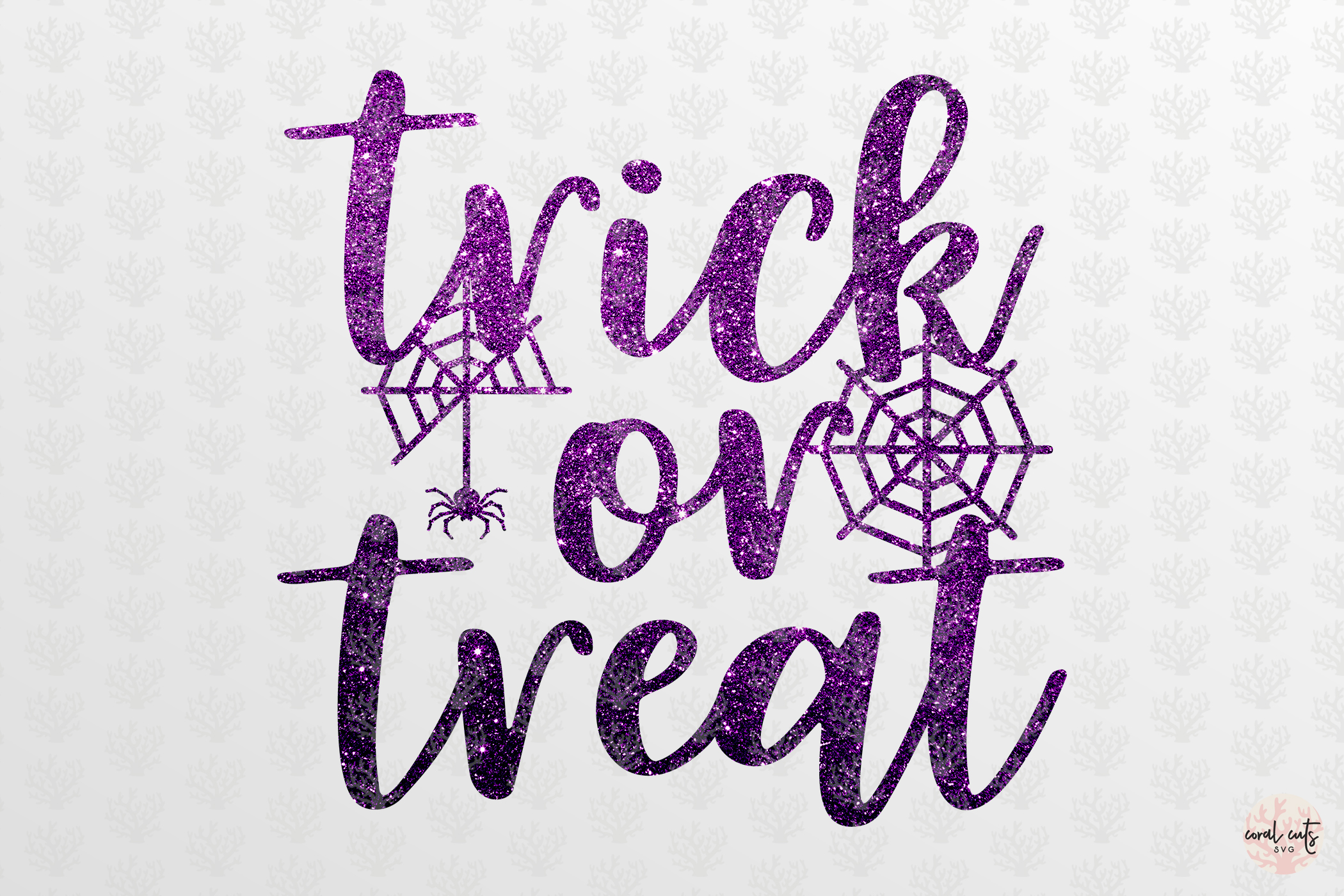 Trick Or Treat - Halloween SVG EPS DXF PNG Cutting Files example image 2