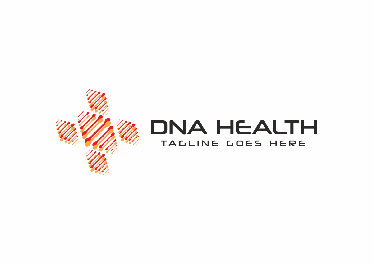 DNA Health Logo example image 3