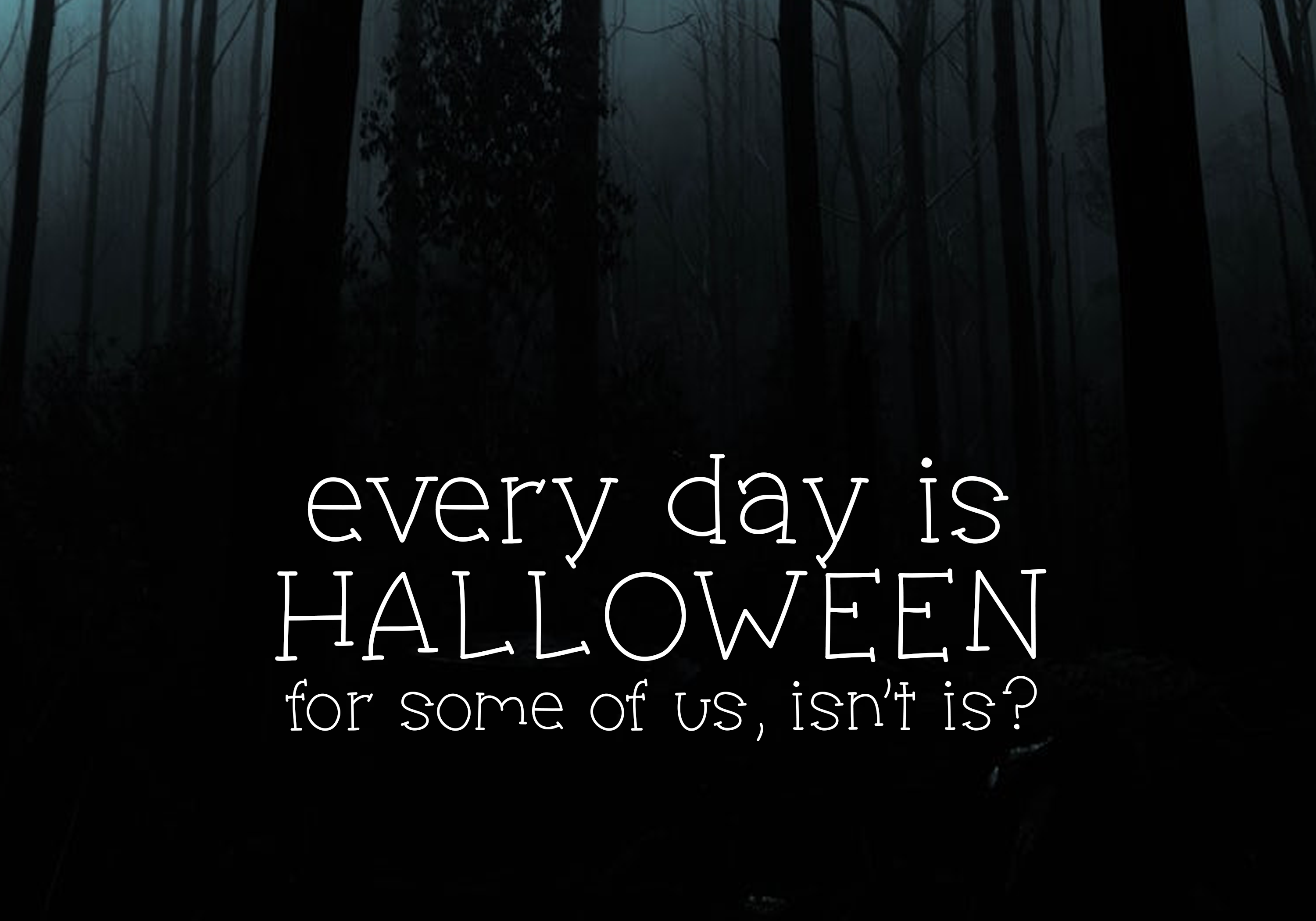 Haunted House - A Spooky Handwritten Font example image 2