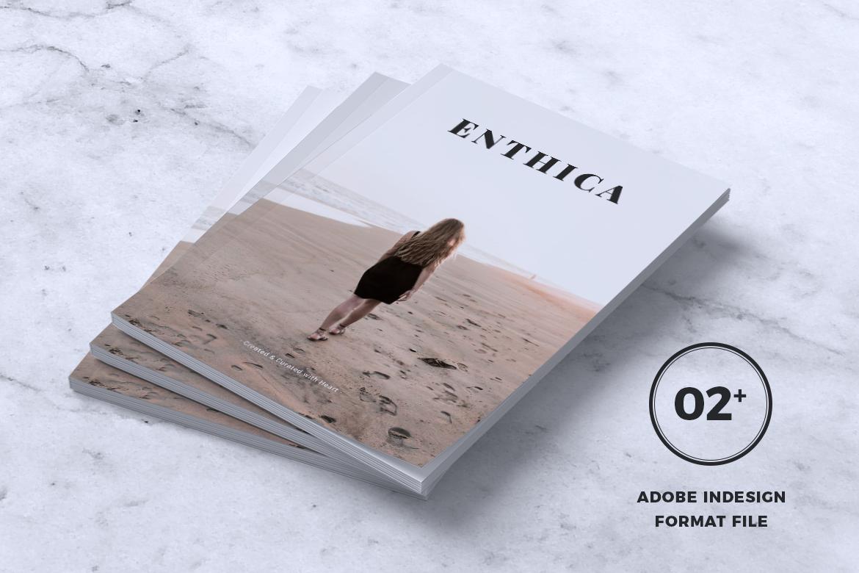 ENTHICA Fashion Magazines example image 5