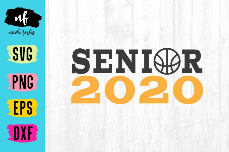 Senior 2020 Graduation SVG Bundle example image 11