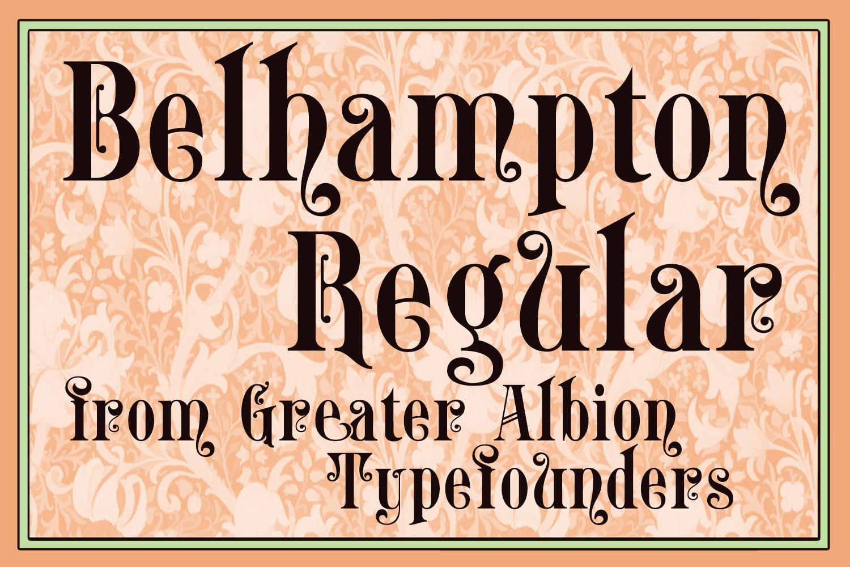 Belhampton Family example image 17