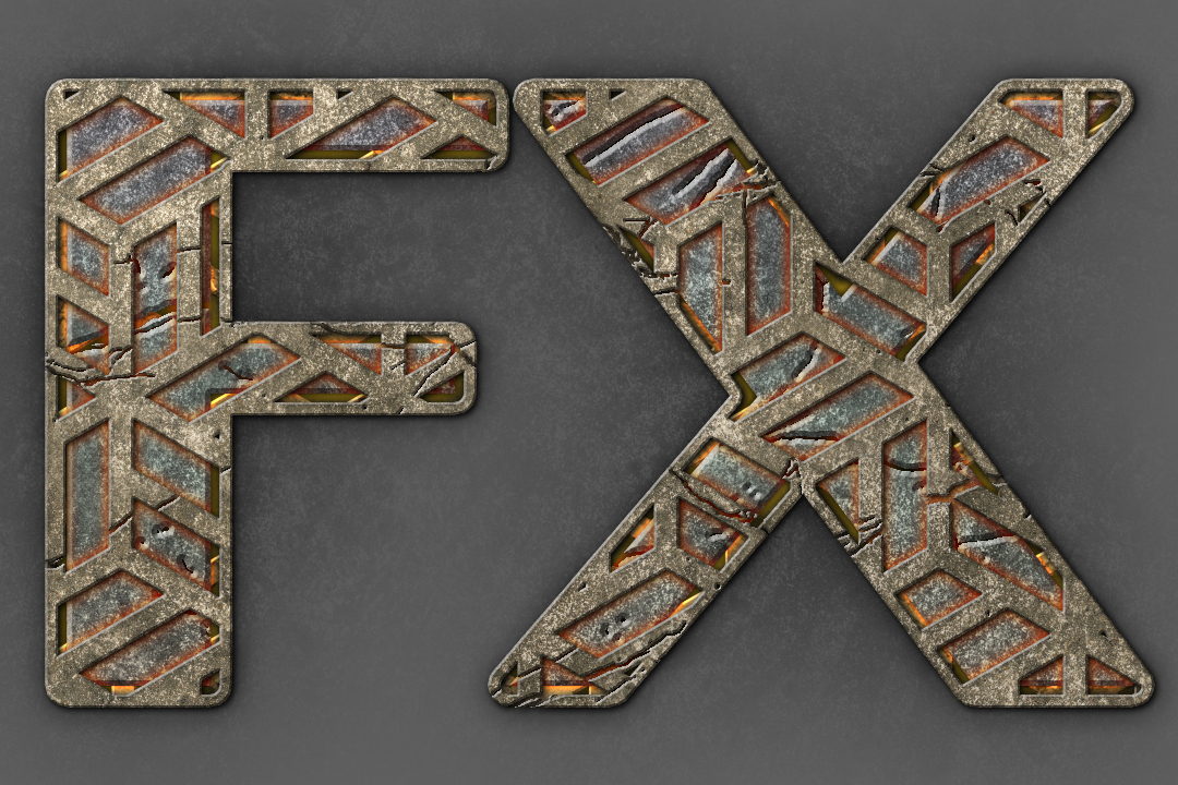 Dungeon TextFX example image 16