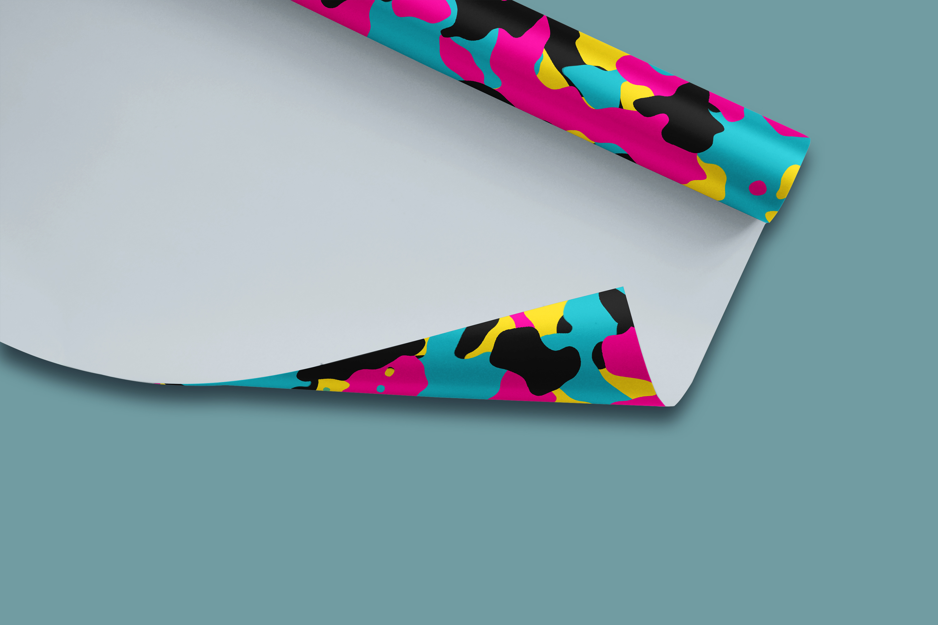 40 Alternative Camouflage Paper Designs example image 9