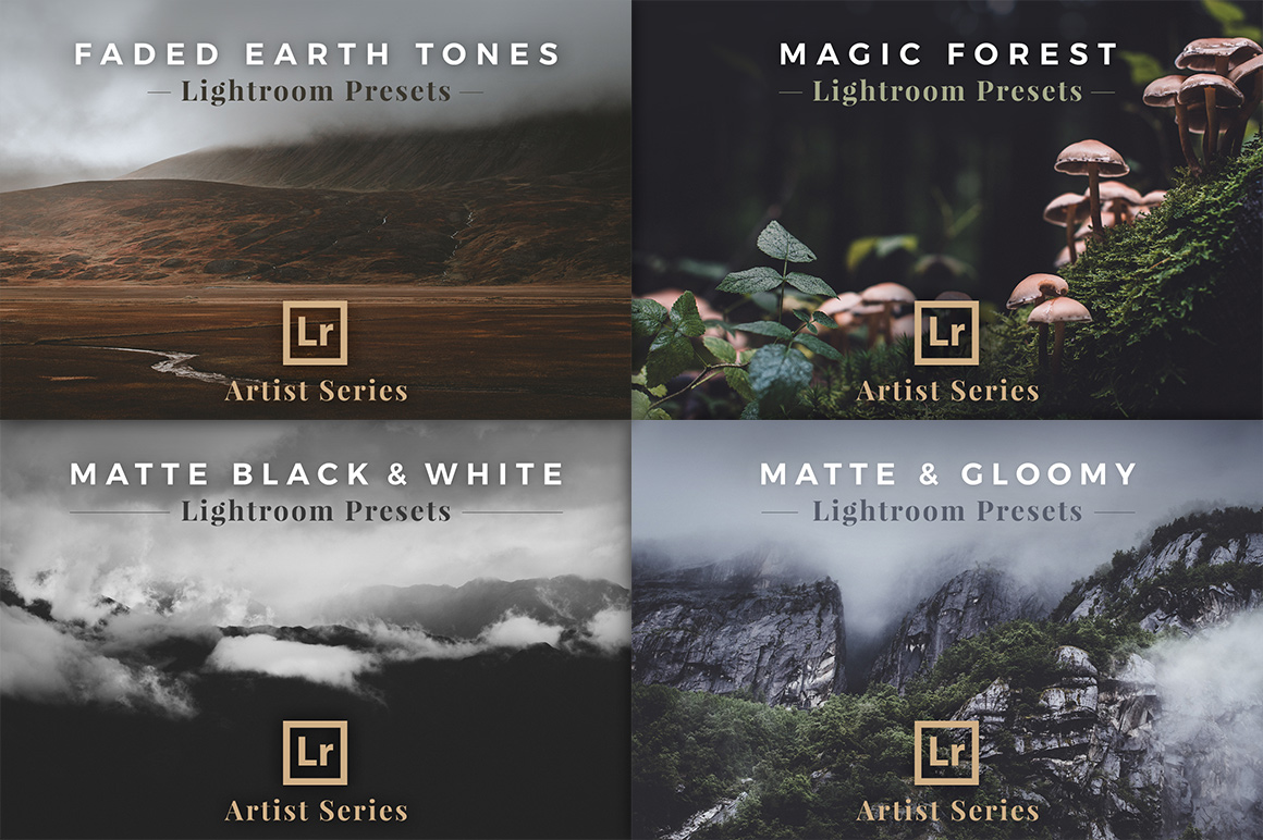 9 Lightroom Preset Packs for Fine Art Photography example image 3