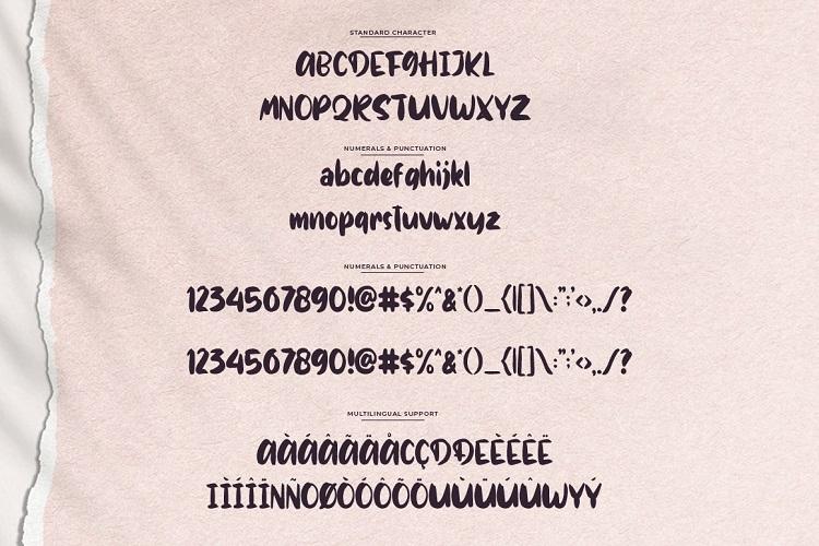 Gotten - Modern Handwritten Font example image 7