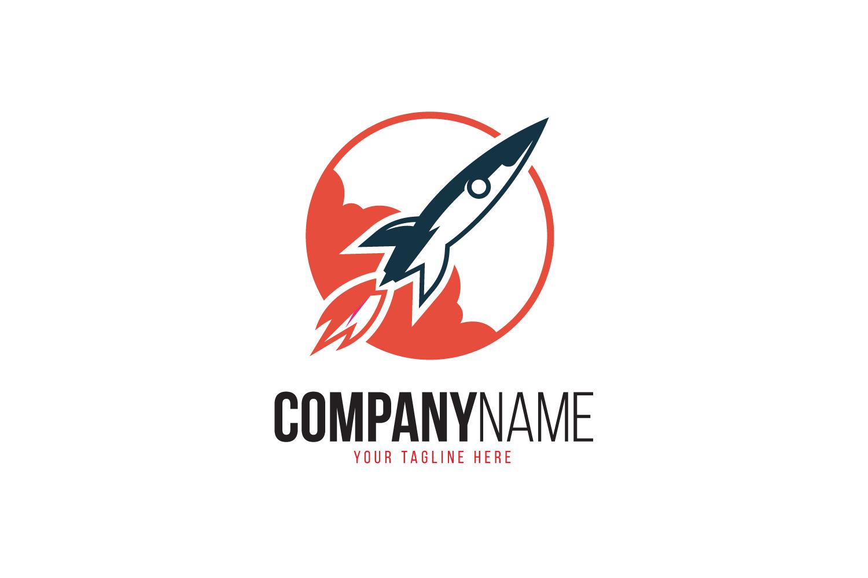 Rocket Logo example image 1