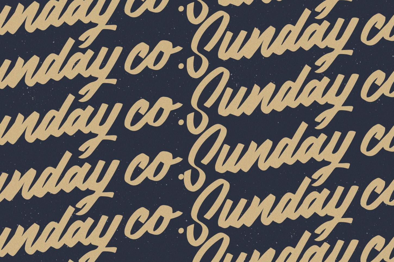 Lydiani Typeface // Font Duo example image 9