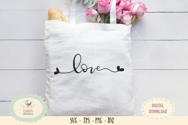 Love heart SVG PNG wedding anniversary valentine bundles example image 3