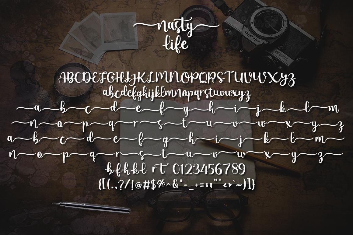 Nasty life example image 7