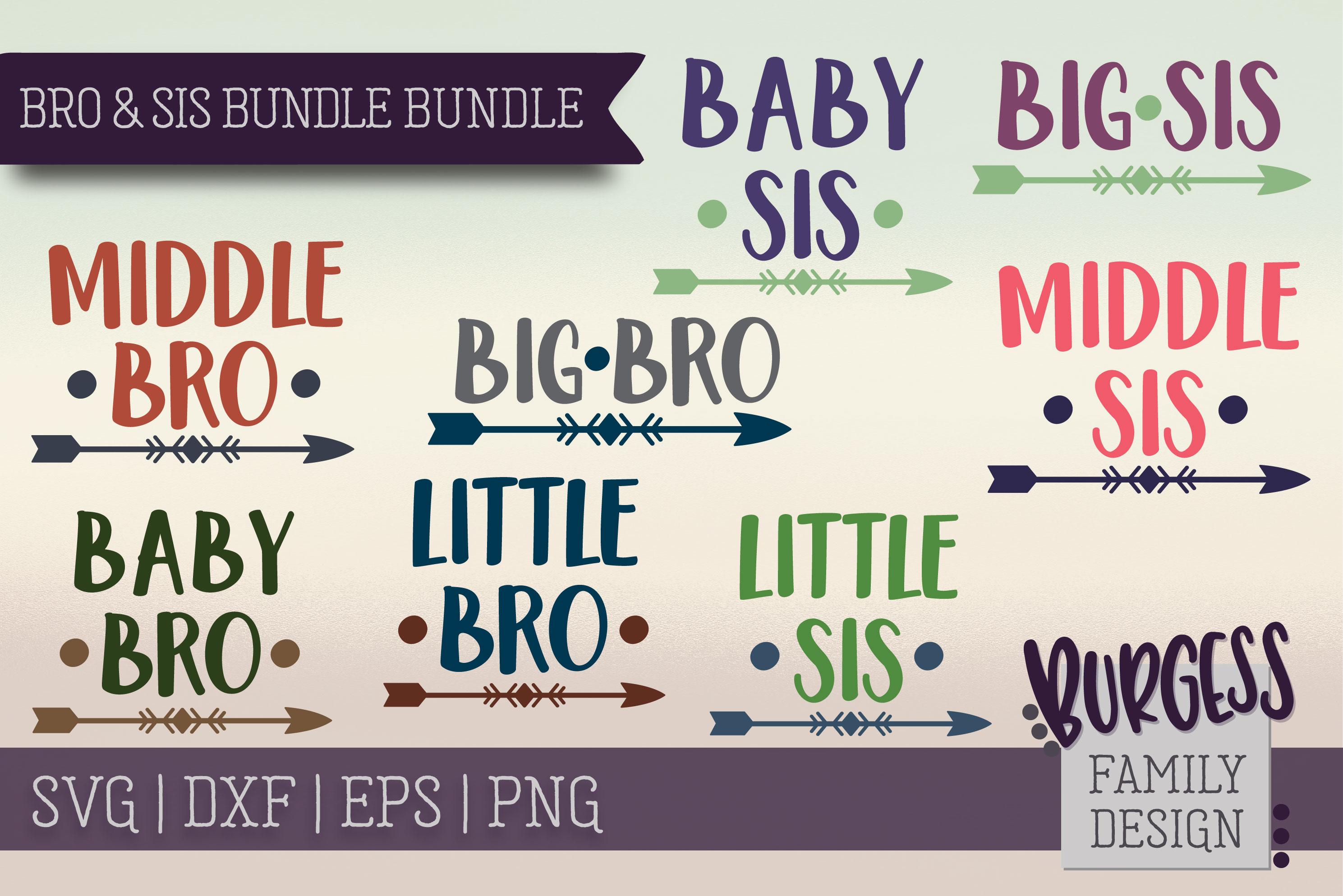 The starter bundle - Over 200 Designs | SVG DXF EPS PNG example image 3