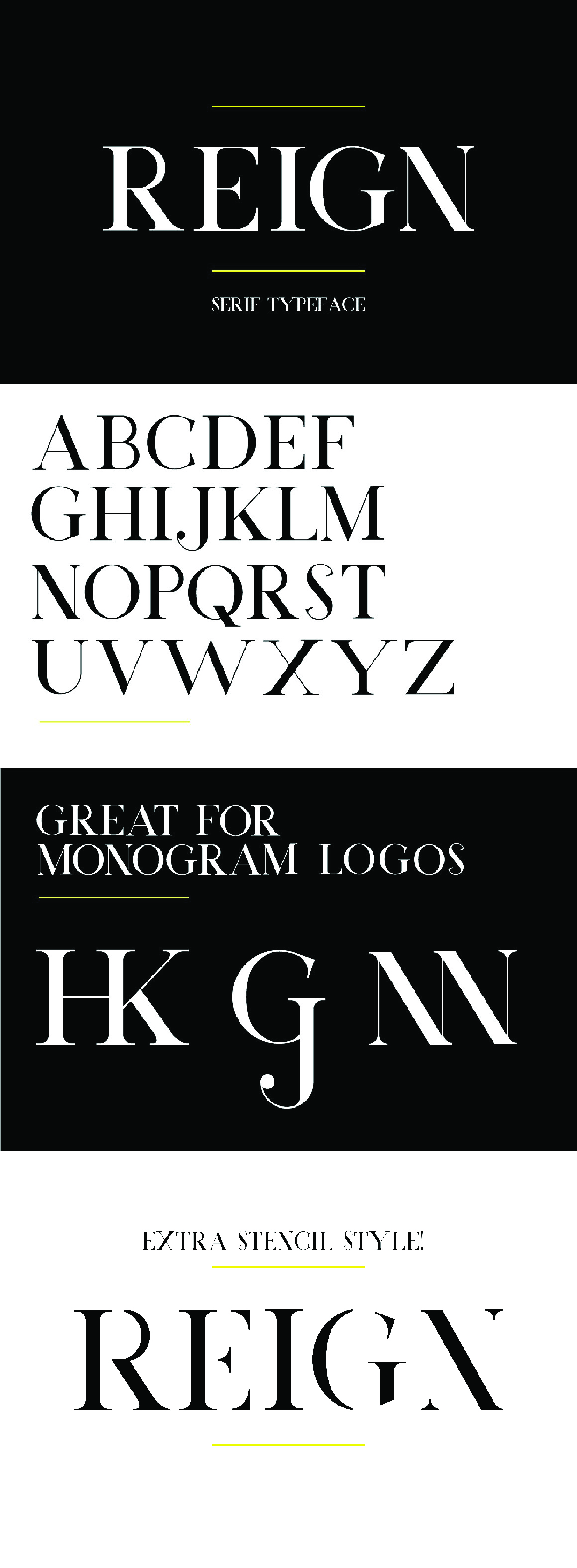 Typeface Bundle example image 6