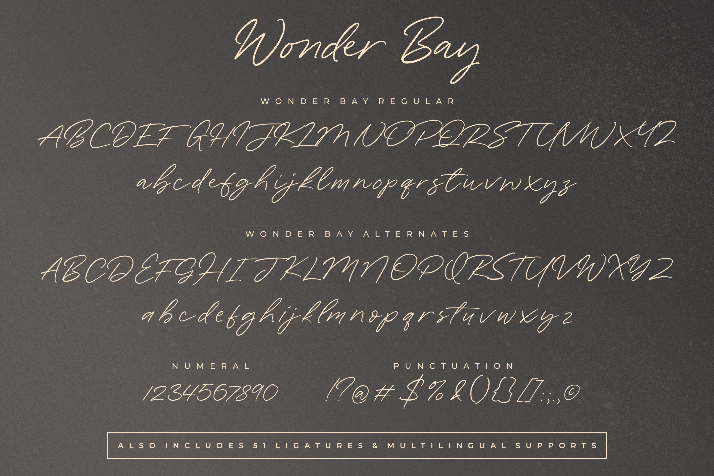 Wonder Bay example image 10