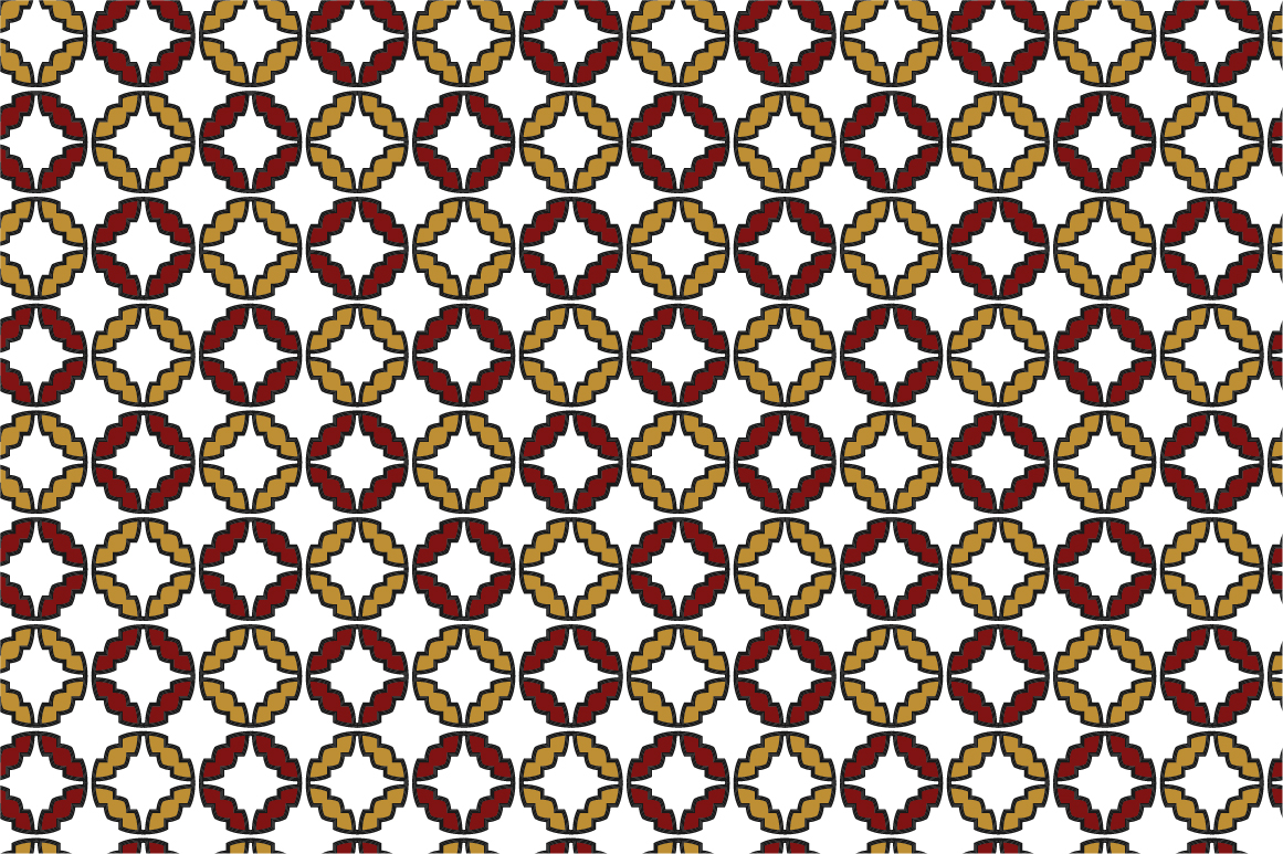 Retro ornamental patterns. example image 4