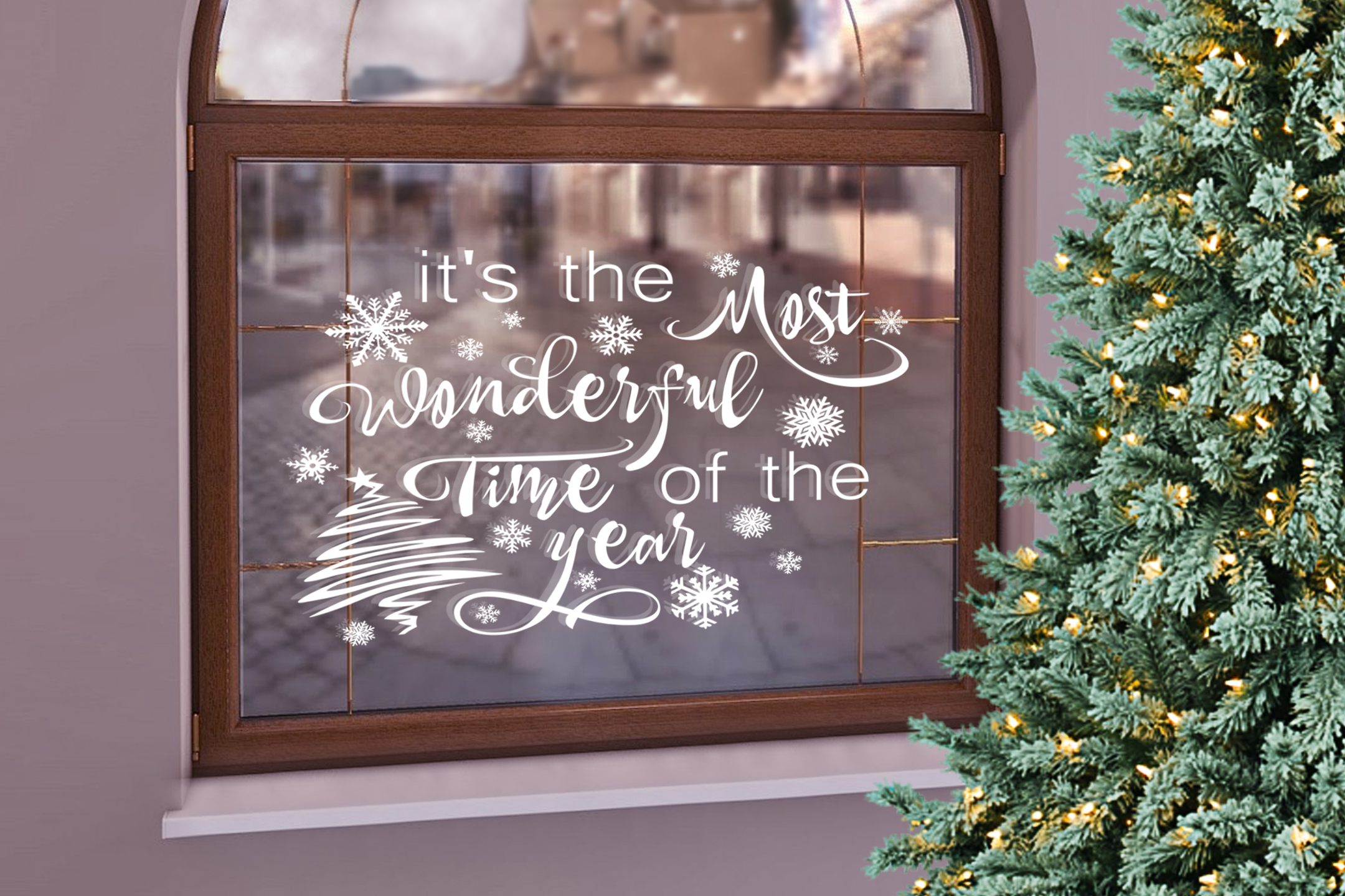 Christmas svg Its the most wonderful time of the year Winter example image 3