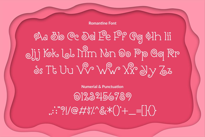 Romantine example image 2