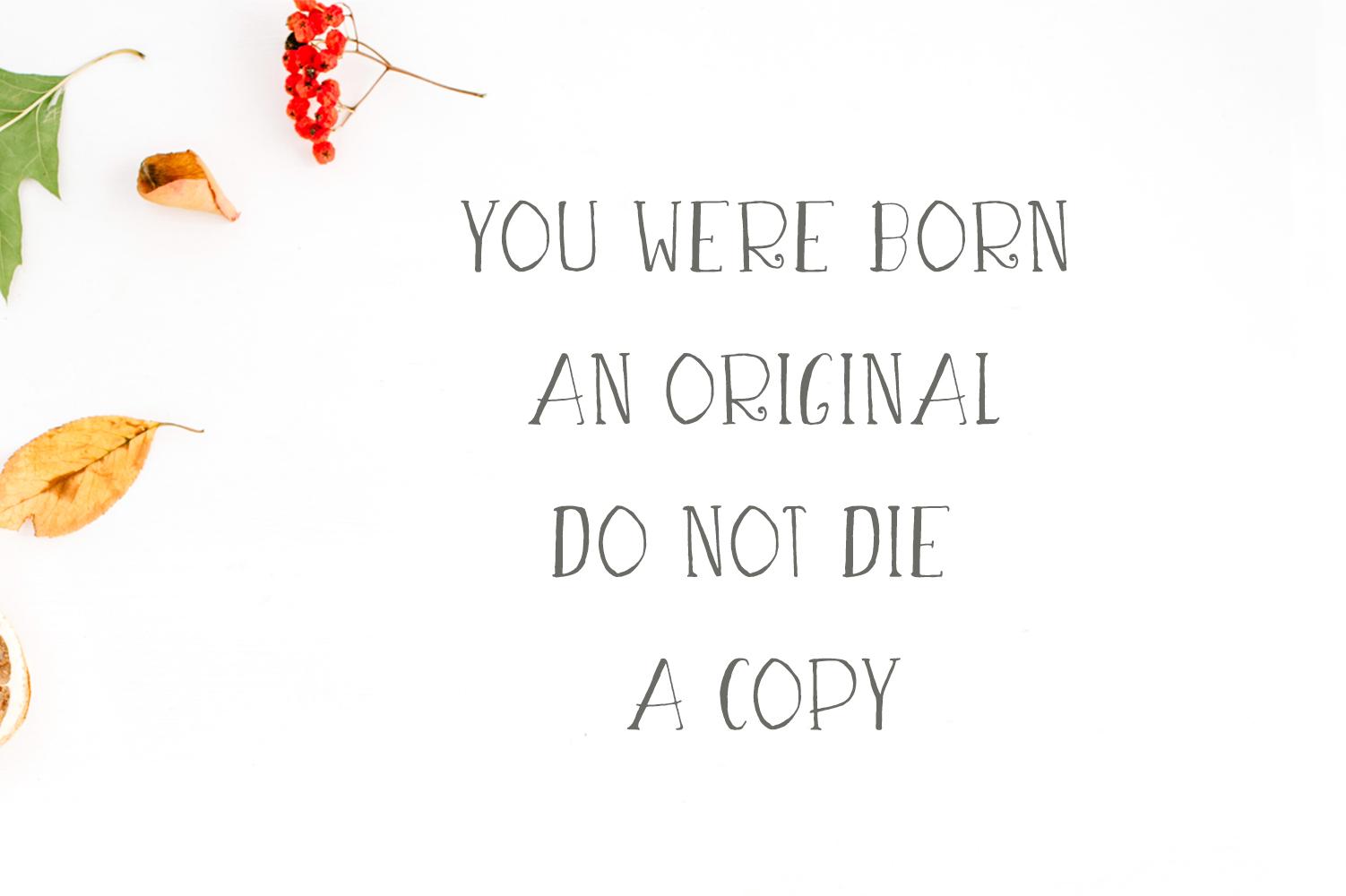Asma Brush Font example image 4
