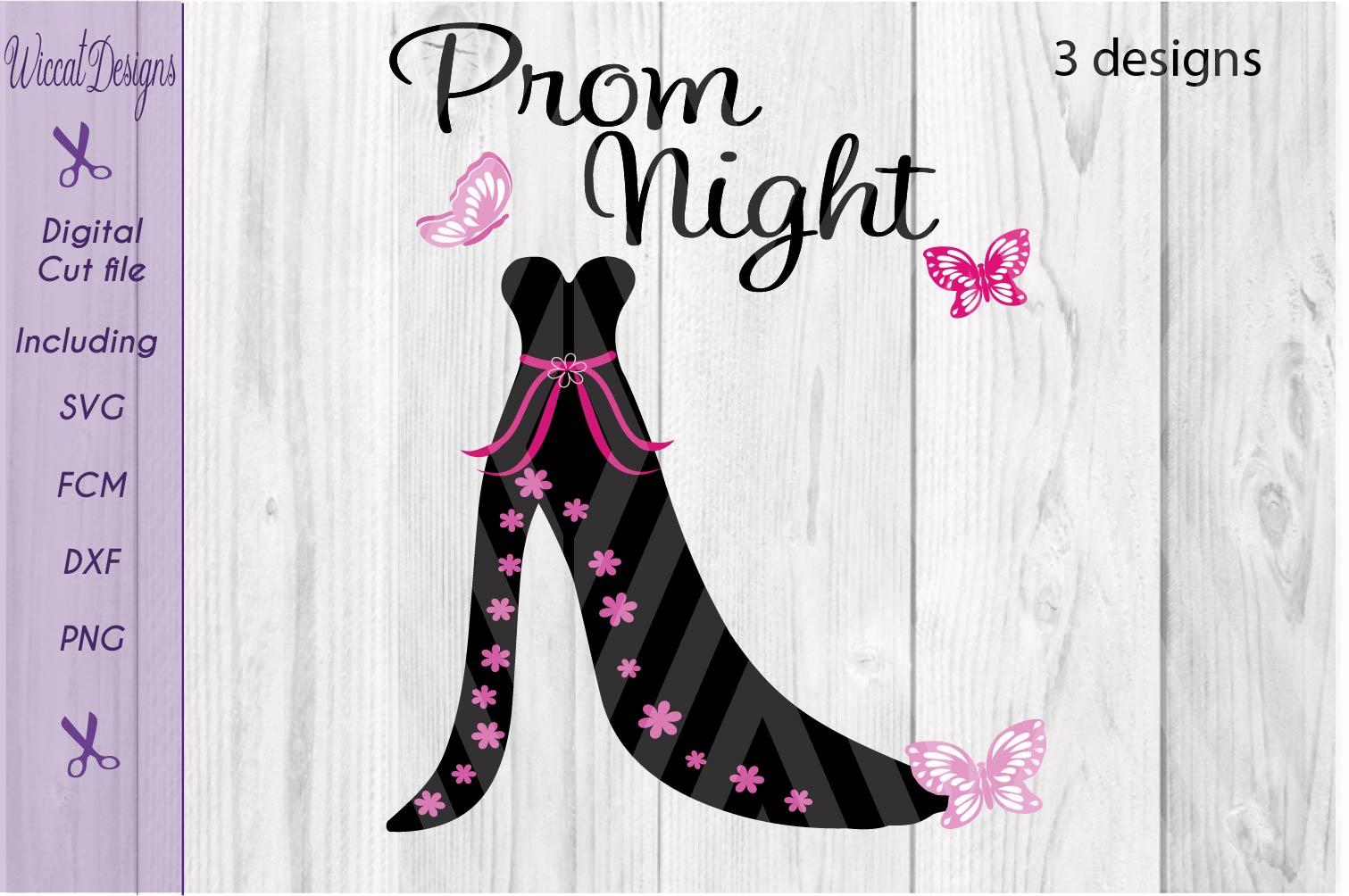 Dress svg, bundle svg, Prom svg, Bridal Gown svg,  example image 2