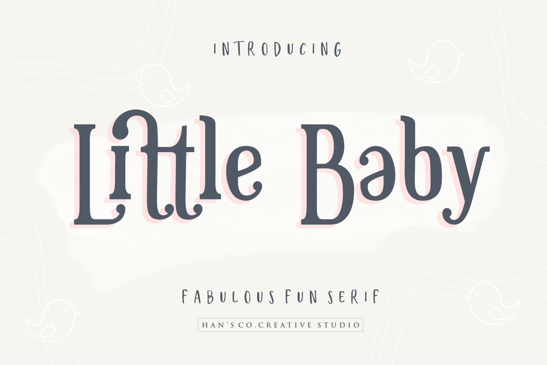 Little Baby example image 1