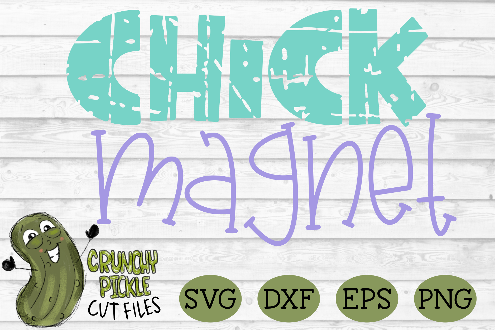 Chick Magnet Easter / Spring SVG Cut File example image 3