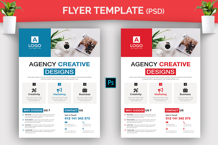 Flyer Template example image 1