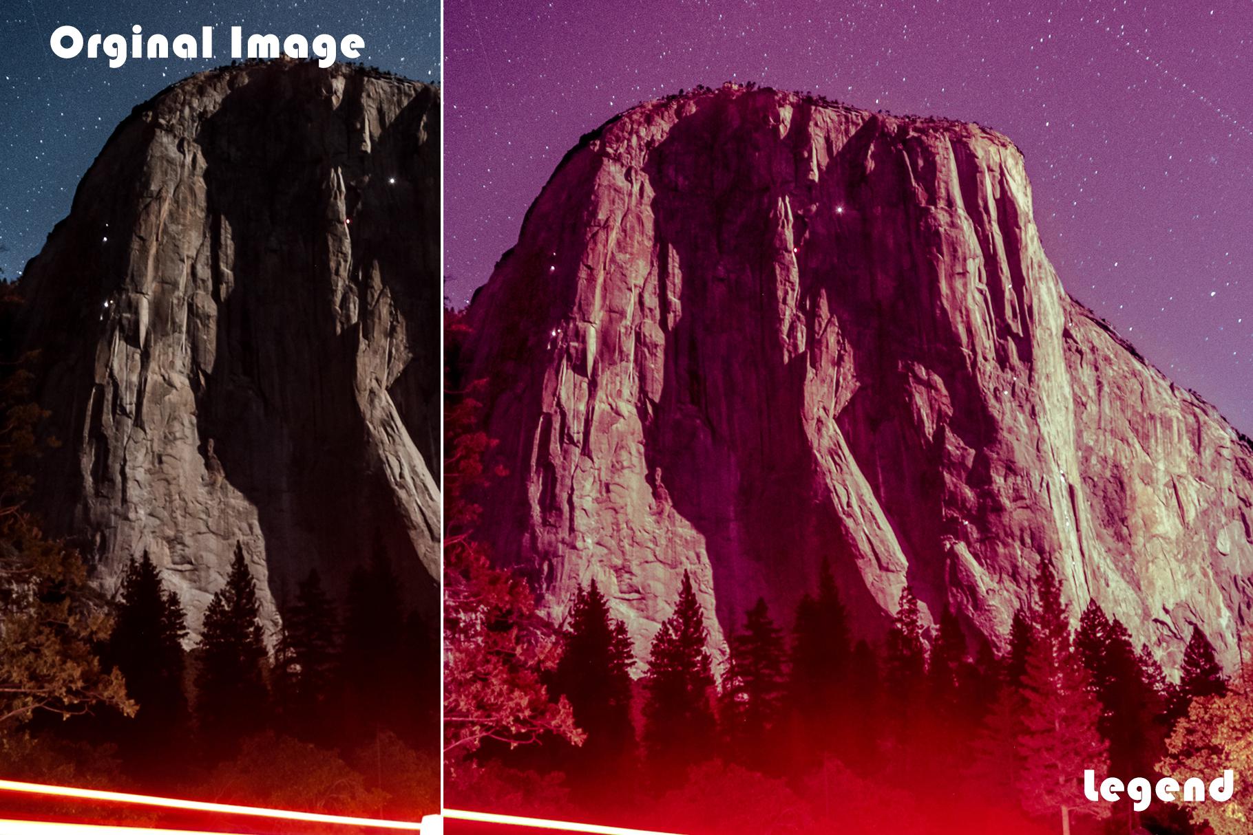 100 Legend Lightroom Presets example image 12