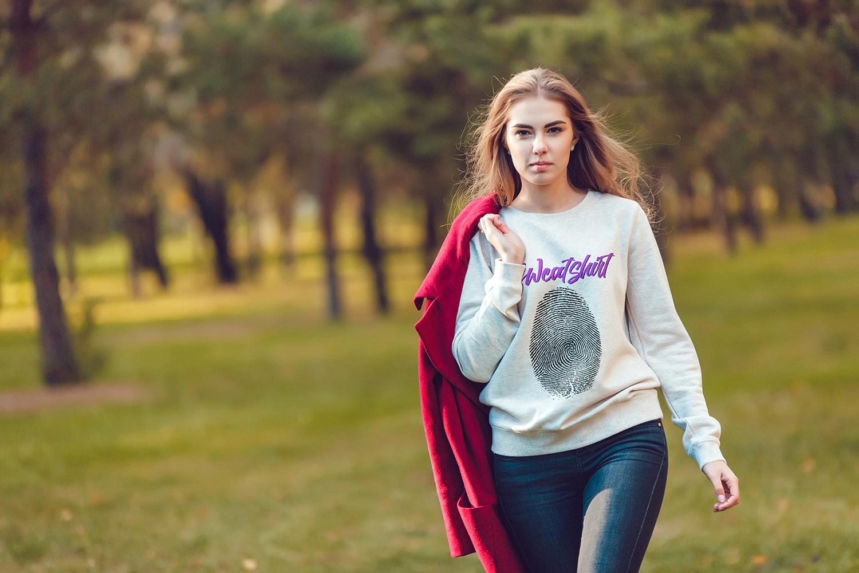 Sweatshirt Mock-Up Vol 3 example image 4
