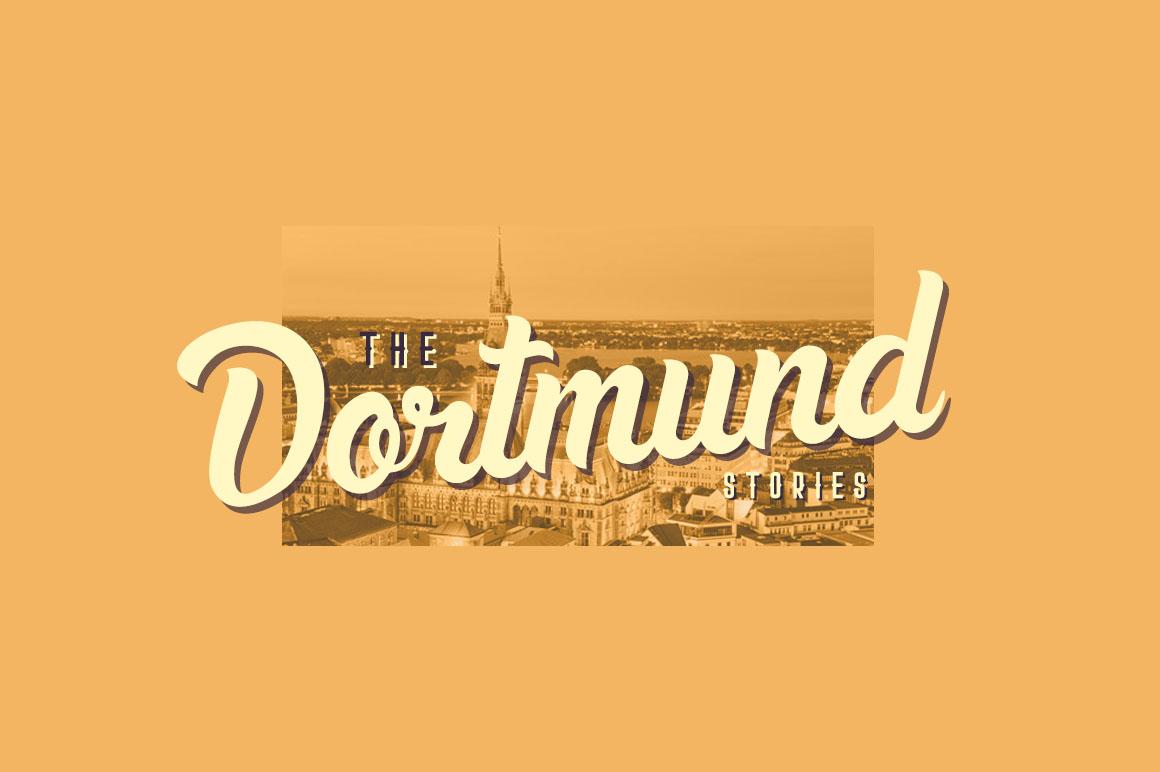 Danilla Font + Premade Logos example image 3