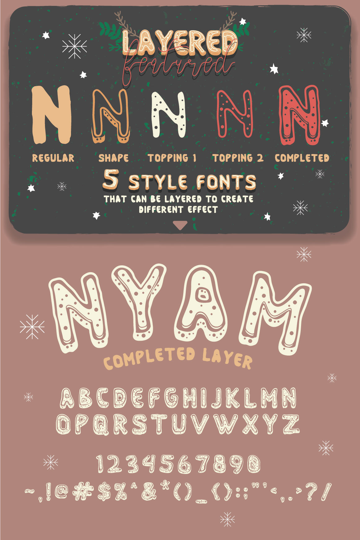 NYAM & Eastpine + Extras example image 3