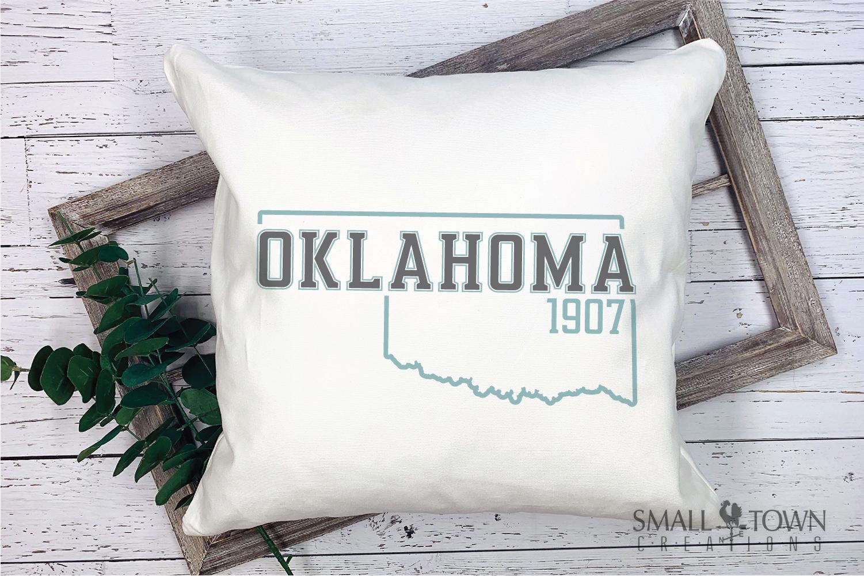 Oklahoma, Pioneers of the Prairie, PRINT, CUT & DESIGN example image 9
